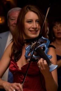 Tara Novak - Violinist