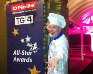 Singing Waiters Dublin Awards
