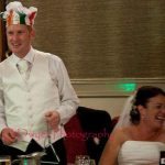 Sarah and Paul, Westwood Hotel, Galway