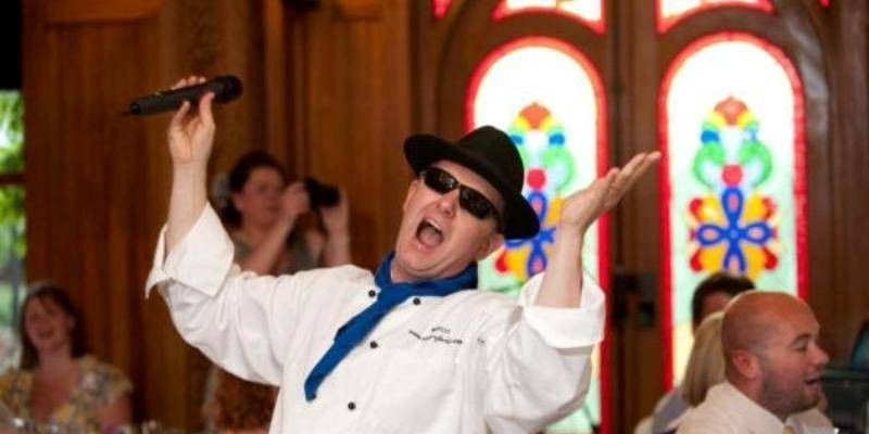 Singing Waiters Photo Page 4