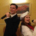 Ruth & John Paul Randles, Merick Hotel Galway