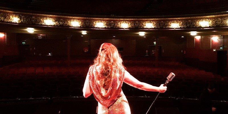 Opera Diva for Hire
