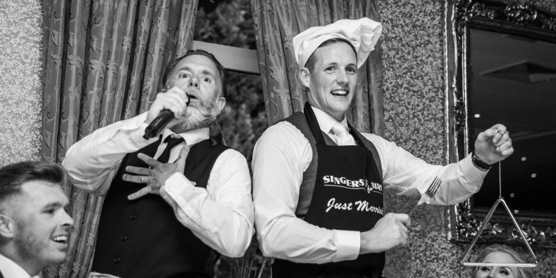 Cork Singing Waiters Wedding Venues