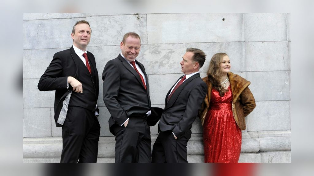 three tenors Ireland