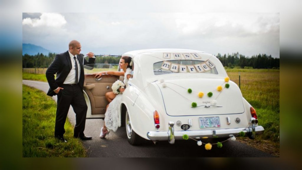 Wedding cars Ireland
