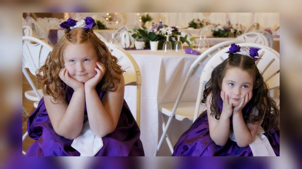 Wedding childcare ideas