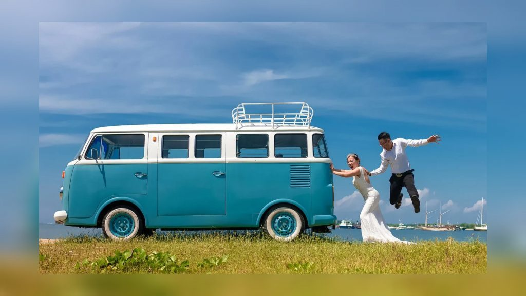 Wedding day transportation ideas
